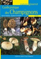 Guide pratique des champignons - Couverture - Format classique