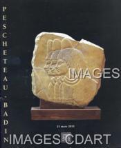 ARCHEOLOGIE. EGYPTE. GRECE. ROME. ORIENT. [TETES DE STATUETTES. TETES DE BUSTES. ENFANT NU. TORSE D'EROS. ENFANT CHEVAUCHANT. FEMME ACEPHALE. HERCULE BANQUETEUR. TETE DE CHIEN. HARPOCRATE ITHYPHALLIQUE. PAIRE D'YEUX ]. 25/03/2011. (Poids de 128 grammes) - Couverture - Format classique