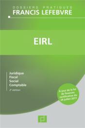 EIRL (2e édition) - Couverture - Format classique