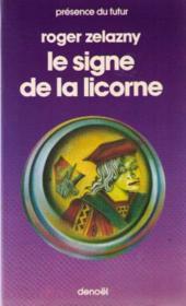 Le signe de la licorne - Couverture - Format classique