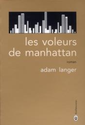 Les voleurs de Manhattan - Couverture - Format classique