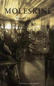 Moleskine, carnet de prison - Couverture - Format classique
