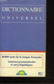 Dictionnaire Universel De Poche - Couverture - Format classique