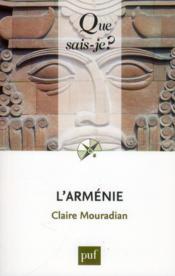 L'Arménie (5e édition) - Couverture - Format classique
