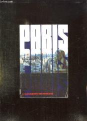 Paris. La Documentation Francaise. - Couverture - Format classique