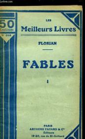 Fables - Tome 1 - Couverture - Format classique