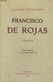 Teatro - Couverture - Format classique