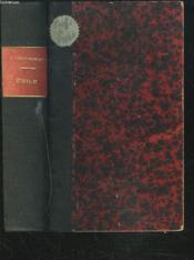 EMILE ou DE L'EDUCATION. - Couverture - Format classique