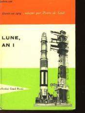 Lune - An 1 - Couverture - Format classique
