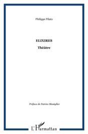 Élixires - Couverture - Format classique