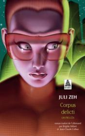 Corpus delicti - Couverture - Format classique