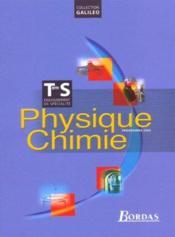 Phys chimie term s special 02 - Couverture - Format classique