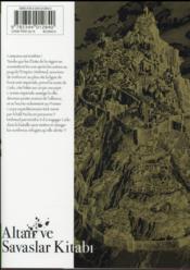 Altaïr T.12 - 4ème de couverture - Format classique