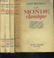 Le Monde Classique- Complet- 4 Tomes En 4 Volumes - Couverture - Format classique