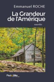La grandeur de l'Amérique - Couverture - Format classique