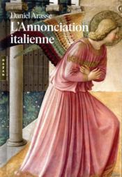 L'annonciation italienne - Couverture - Format classique