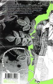 Hell's paradise T.5 - 4ème de couverture - Format classique