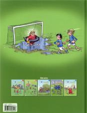 Les Foot Furieux kids T.5 - 4ème de couverture - Format classique
