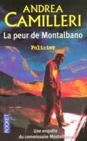 La peur de Montalbano - Couverture - Format classique