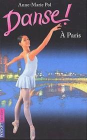Danse ! T.17 ; à Paris - Couverture - Format classique