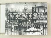 Venise, Masques et Façades. [ Livre dédicacé par Michel Béret ] - Couverture - Format classique
