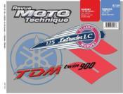 Rmt 130.1 Suzuki Vl125 / Yamaha Tdm900 - Couverture - Format classique