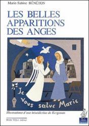 Les belles apparitions des anges - Couverture - Format classique