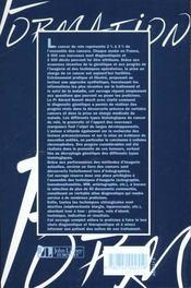 Cancer Du Rein De L'Adulte - 4ème de couverture - Format classique