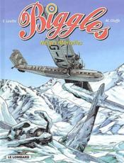 Biggles t.13 ; neiges mortelles - Couverture - Format classique