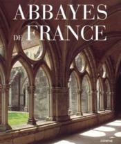 Abbayes De France - Couverture - Format classique