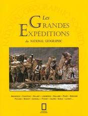 Les grandes expeditions du national geographic - Intérieur - Format classique