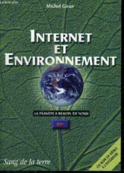 Guide internet et environnement - Couverture - Format classique