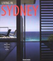 Living in sydney-trilingue - Couverture - Format classique