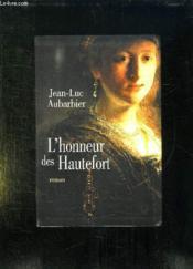 L'honneur des Hautefort - Couverture - Format classique