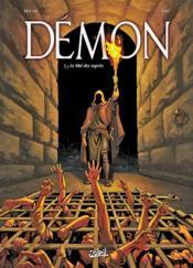 Démon t.1 ; le mal des esprits - Couverture - Format classique