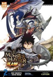 Monster hunter flash t.2 - Couverture - Format classique