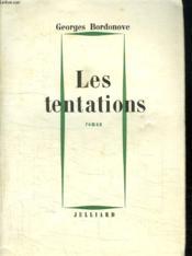 Les Tentations. - Couverture - Format classique