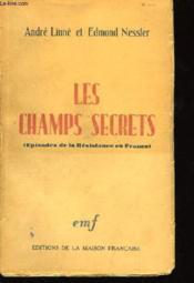 Les Champs Secrets. - Couverture - Format classique