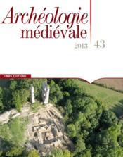 Archeologie Medievale N.43 - Couverture - Format classique