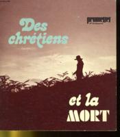 Des Chretiens Et La Mort - Promesses N°93 - Couverture - Format classique