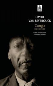 Congo ; une histoire - Couverture - Format classique