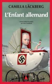 L'enfant allemand - Couverture - Format classique