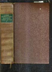 Oeuvres Compeltes De Roger Martin Du Gard I - Bibliotheque De La Pleaide. - Couverture - Format classique