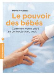 Le pouvoir des bébés - Couverture - Format classique