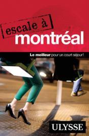 telecharger Escale A Montreal (edition 2017) livre PDF/ePUB en ligne gratuit