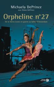 Orpheline numéro 27 - Couverture - Format classique