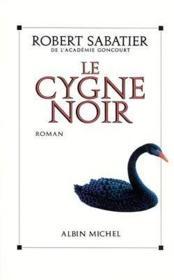 Le Cygne Noir - Couverture - Format classique