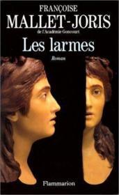 Larmes - Couverture - Format classique