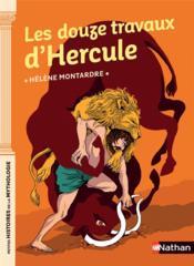 Les douze travaux d'Hercule - Couverture - Format classique