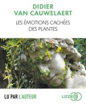 Les émotions cachées des plantes - Couverture - Format classique